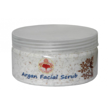 Morocco Argan Facial Scrub