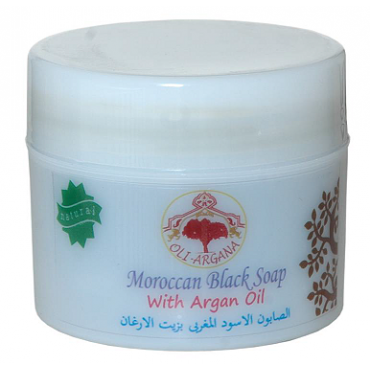 Argan Black soap