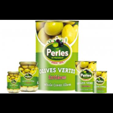 Olives vertes entiéres