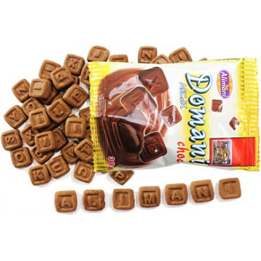 Biscuiterie export Maroc - DOMANI ABCD choco