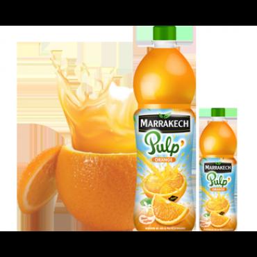 jus  Pulp Orange marrakech