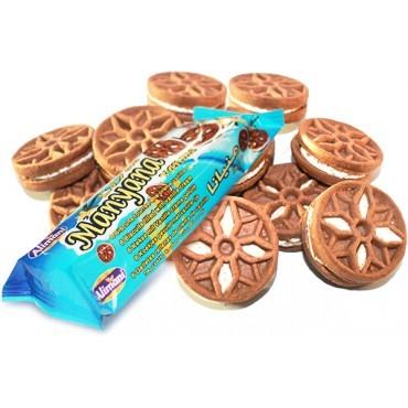 Maroc export - Biscuit Manyana vanille