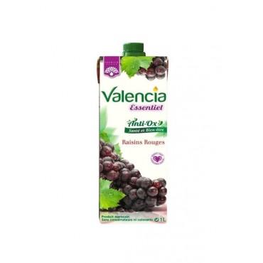 maroc boissons naturel Raisin Rouge valencia