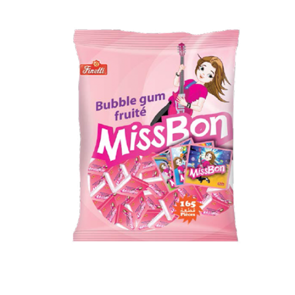 BUBBLE GUM MISSBON