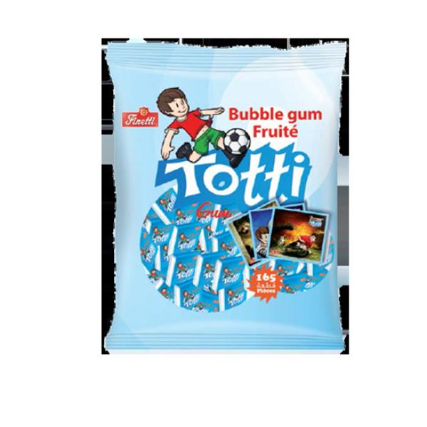 BUBBLE GUM TOTTI
