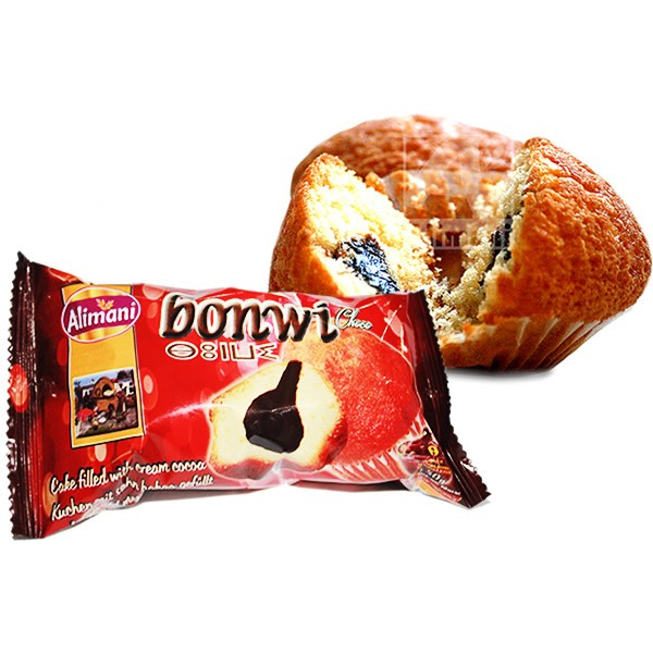 Medeleine Maroc export Bonwi choco