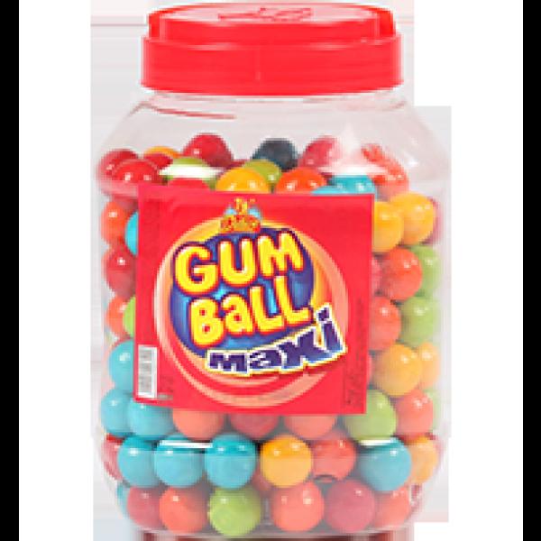 Boule De Chewing Gum Au Gout Fruité