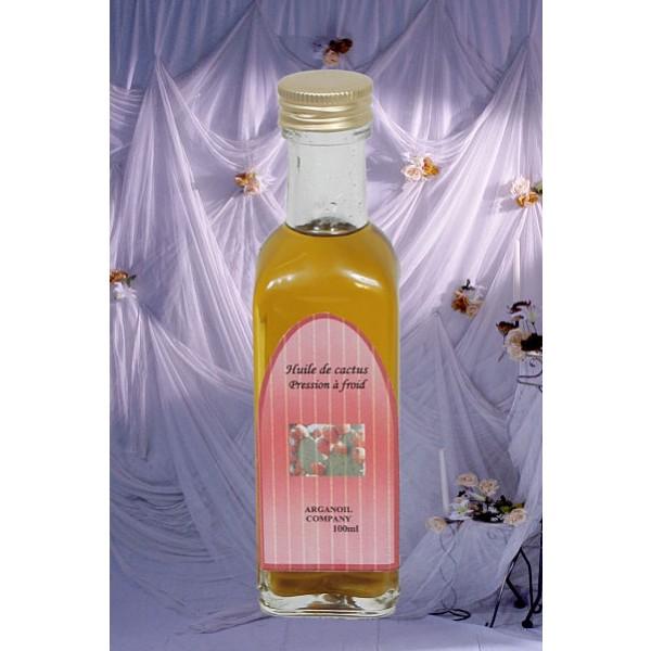 Maroc huile cactus export