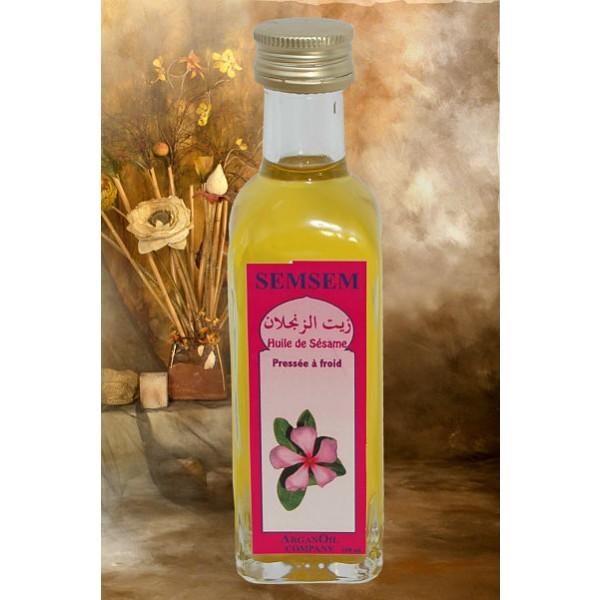 huile sesame maroc