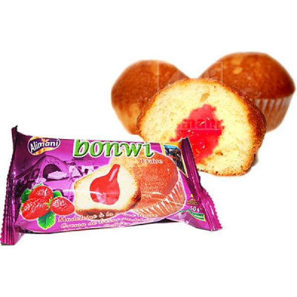 Exportateur Madeleine Maroc bonwi fraise
