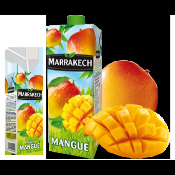 Nectar mangue jus maroc marrakech