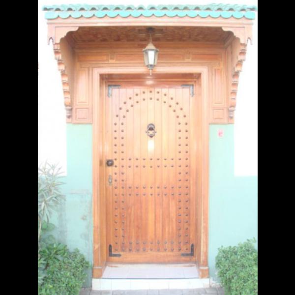 Porte Traditionnel