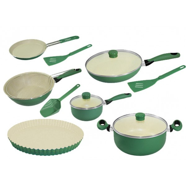 KIT ARTICLES DE CUISSON ANTI-ADHERENT