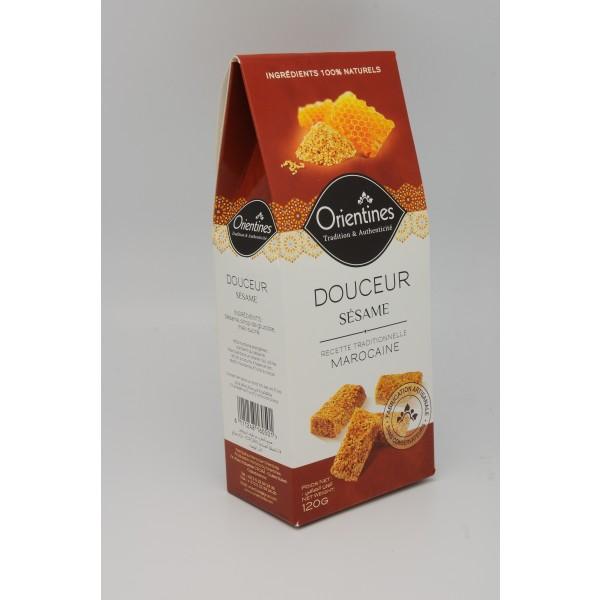 export Maroc biscuit  Sésame