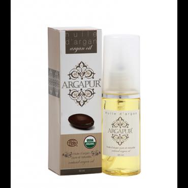 huile d'argan cosmétique 60 ml Maroc Export Mondial