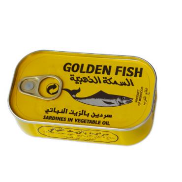 Exportateurs conserve sardine huile végétale