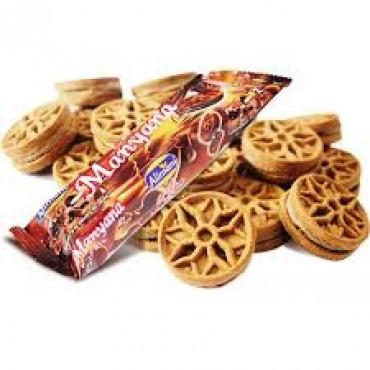 Biscuiterie Maroc- Biscuit Manyana Choco