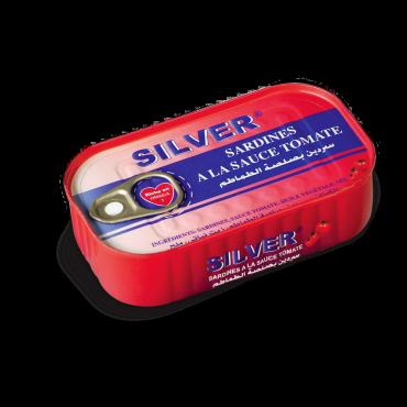 Import conserve sardine