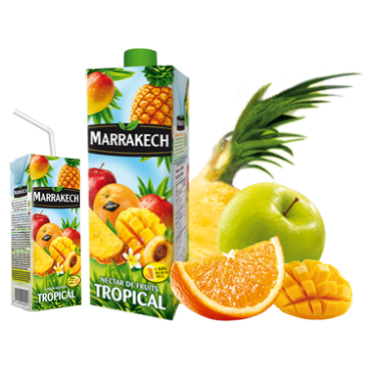 import nectar tropical marrakech
