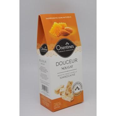 import biscuit Nougat