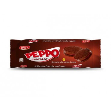 Import biscuit Maroc Peppo