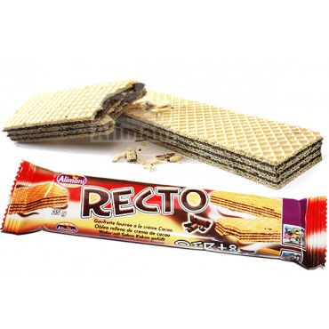Import Gaufrettes Maroc - gaufrette Recto