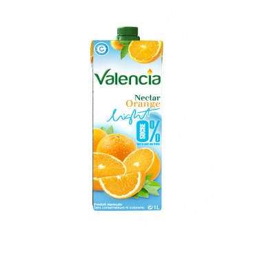 Valencia Nectar Orange Light 1 L