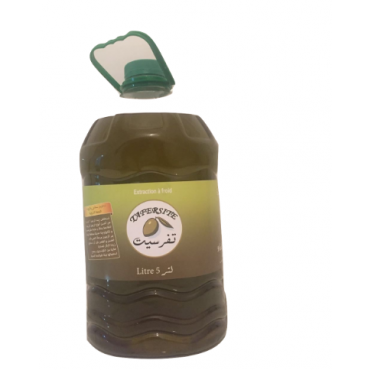 HUILE D'OLIVE EXTRA VIERGE TAFERSITE 5 litres