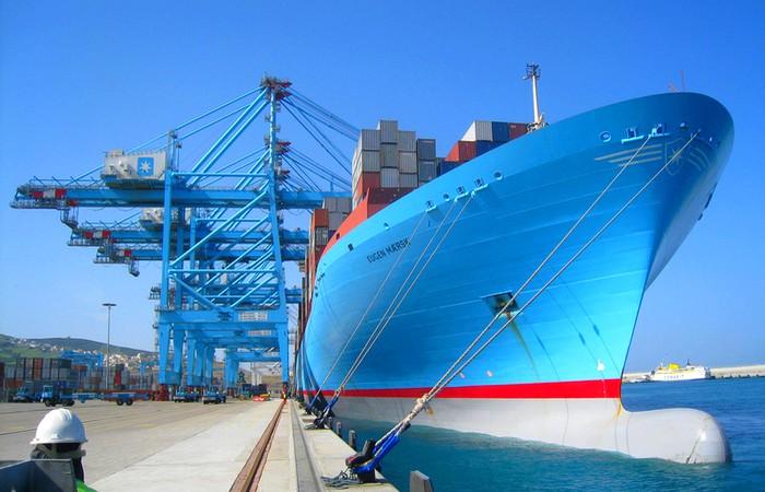 Maroc export commerce